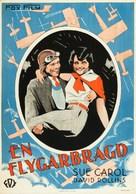 The Air Circus - Swedish Movie Poster (xs thumbnail)