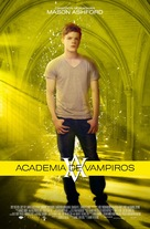 Vampire Academy - Mexican Movie Poster (xs thumbnail)