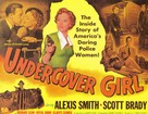 Undercover Girl - Movie Poster (xs thumbnail)