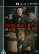 The Wrong Box - British Movie Cover (xs thumbnail)