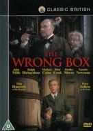 The Wrong Box - British Movie Cover (xs thumbnail)