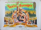 The Toxic Avenger - British Movie Poster (xs thumbnail)