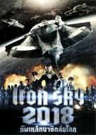 Iron Sky - Thai DVD cover (xs thumbnail)