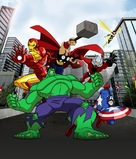 """The Avengers: Earth's Mightiest Heroes"" - Key art (xs thumbnail)"