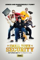 """""""Small Town Security"""" - Movie Poster (xs thumbnail)"""