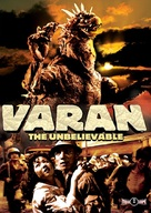 Varan the Unbelievable - DVD cover (xs thumbnail)