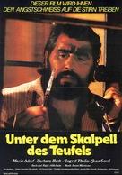 La corta notte delle bambole di vetro - German Movie Poster (xs thumbnail)