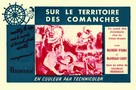 Comanche Territory - French poster (xs thumbnail)