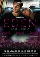 Eden - Spanish Movie Poster (xs thumbnail)