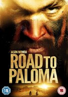 Road to Paloma - British DVD cover (xs thumbnail)