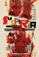 Suspiria - Italian Movie Poster (xs thumbnail)
