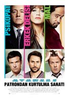 Horrible Bosses - Turkish Movie Poster (xs thumbnail)