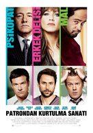 Horrible Bosses - Turkish Movie Poster (xs thumbnail)