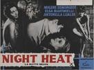 La notte brava - British Movie Poster (xs thumbnail)