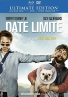 Due Date - French DVD movie cover (xs thumbnail)