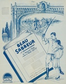 Beau Sabreur - Australian Movie Poster (xs thumbnail)