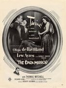 The Dark Mirror - poster (xs thumbnail)