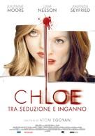 Chloe - Italian Movie Poster (xs thumbnail)