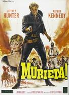 Joaquín Murrieta - French Movie Poster (xs thumbnail)