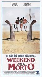 Weekend at Bernie's - Italian Movie Poster (xs thumbnail)