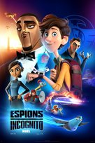 Spies in Disguise - Canadian Movie Poster (xs thumbnail)