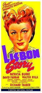 Lisbon Story - Australian Movie Poster (xs thumbnail)