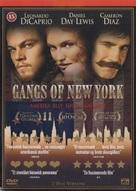Gangs Of New York - Danish Movie Cover (xs thumbnail)