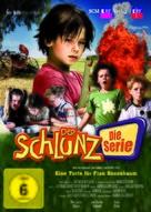 """""""Der Schlunz - Die Serie"""" - German DVD cover (xs thumbnail)"""