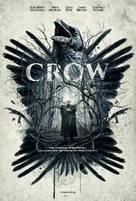 Crow - British Movie Poster (xs thumbnail)