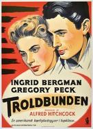 Spellbound - Danish Movie Poster (xs thumbnail)