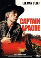 Captain Apache - French Movie Cover (xs thumbnail)