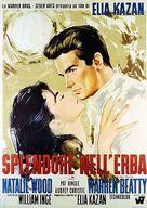 Splendor in the Grass - Italian Movie Poster (xs thumbnail)