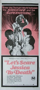 Let's Scare Jessica to Death - Australian Movie Poster (xs thumbnail)