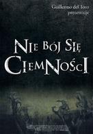 Don't Be Afraid of the Dark - Polish Movie Poster (xs thumbnail)