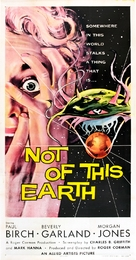 Not of This Earth - Movie Poster (xs thumbnail)