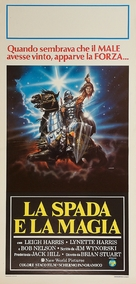 Sorceress - Italian Movie Poster (xs thumbnail)