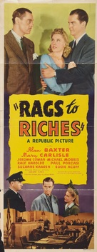 Rags to Riches - Movie Poster (xs thumbnail)