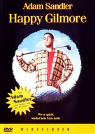Happy Gilmore - German Movie Cover (xs thumbnail)