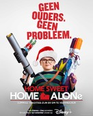 Home Sweet Home Alone - Dutch Movie Poster (xs thumbnail)