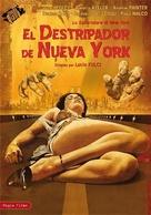 Lo squartatore di New York - Spanish DVD movie cover (xs thumbnail)