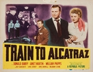 Train to Alcatraz - Movie Poster (xs thumbnail)