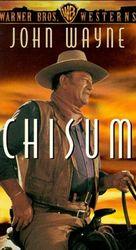 Chisum - VHS cover (xs thumbnail)