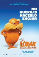 The Lorax - Mexican Movie Poster (xs thumbnail)