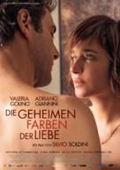 Il colore nascosto delle cose - Austrian Movie Poster (xs thumbnail)