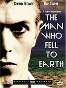 The Man Who Fell to Earth - DVD movie cover (xs thumbnail)
