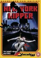 Lo squartatore di New York - British DVD movie cover (xs thumbnail)