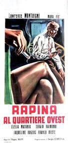 Rapina al quartiere Ovest - Italian Movie Poster (xs thumbnail)