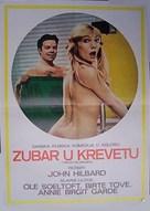 Tandlæge på sengekanten - Yugoslav Movie Poster (xs thumbnail)