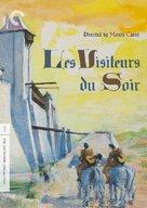 Visiteurs du soir, Les - DVD cover (xs thumbnail)