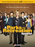"""""""Parks and Recreation"""" - Movie Poster (xs thumbnail)"""